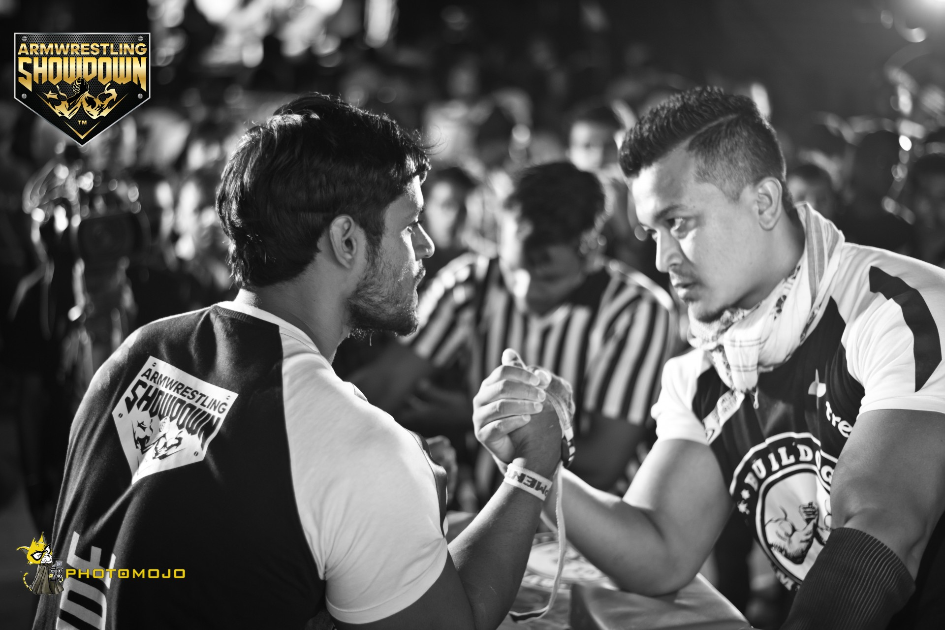 India's Top Arm Wrestlers Join Bulldog Armwrestling