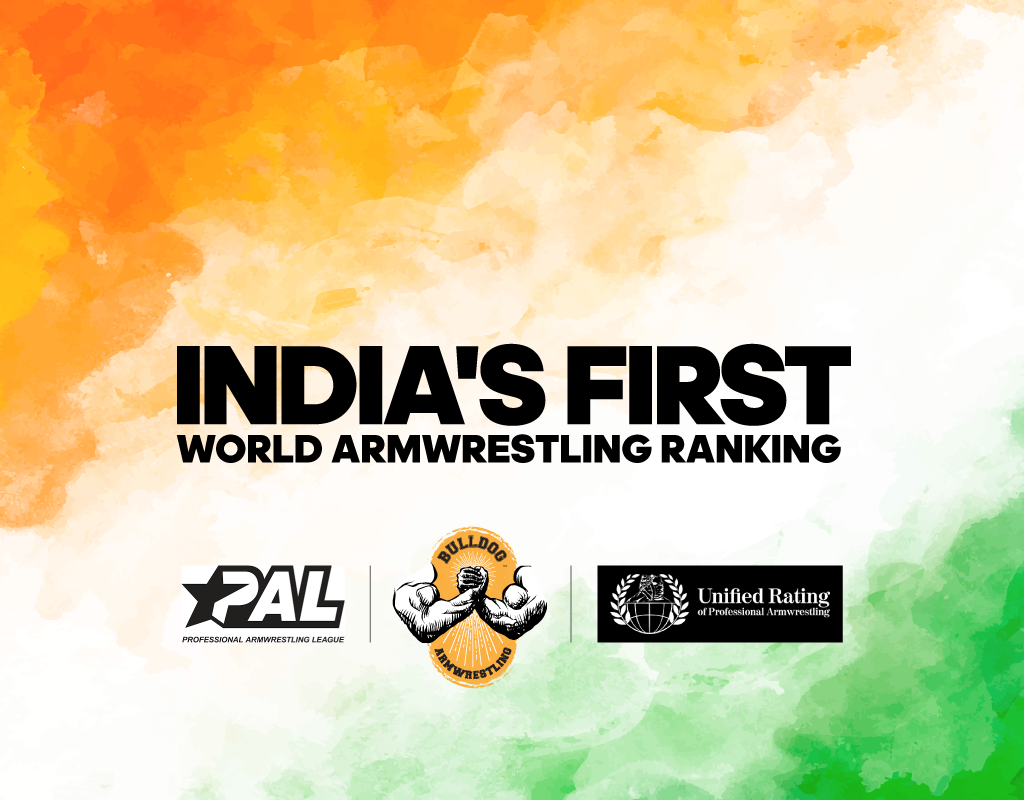 A Historic Partnership: PAL & Bulldog to Revolutionise Arm Wrestling in India