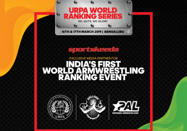Sportskeeda joins Bulldog Armwrestling as Media Partner for India's First URPA Event