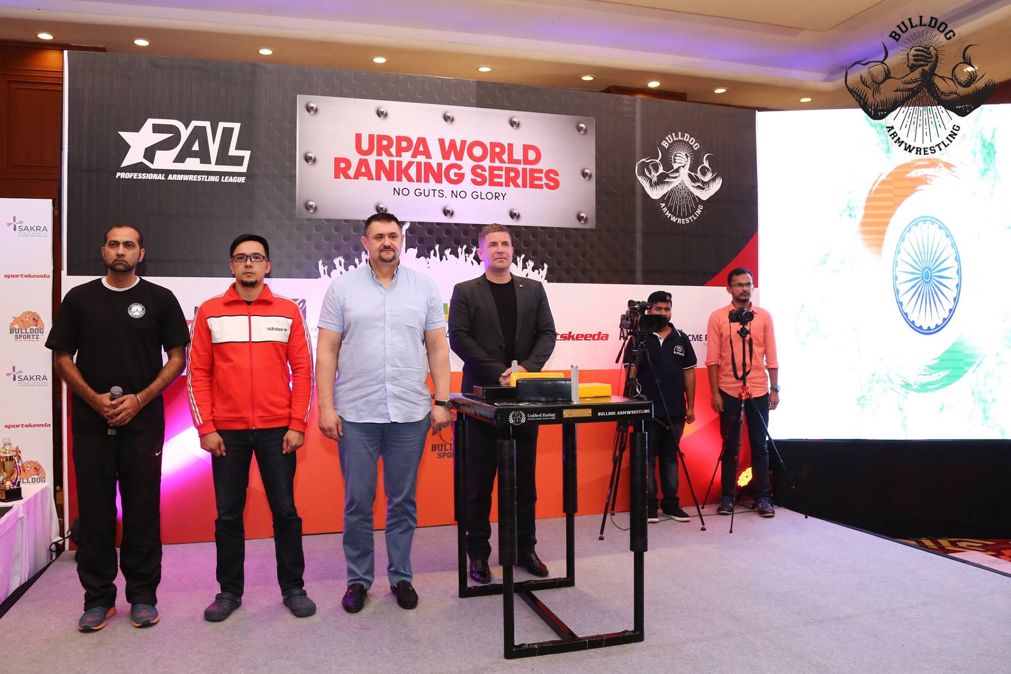 India's First Arm Wrestling Referee Certification Seminar