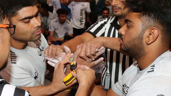 Debajit Sarma, Paarth Sonni, Bulldog Armwrestling, Arm wrestling India, URPA Bengaluru, URPA Bangalore, PAL, URPA, Indian Arm wrestling, Bulldog Sportz