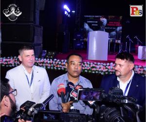 Igor Mazurenko in media bulldog armwrestling
